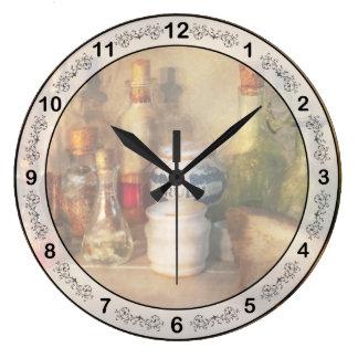錬金術-家の錬金術師 ラージ壁時計