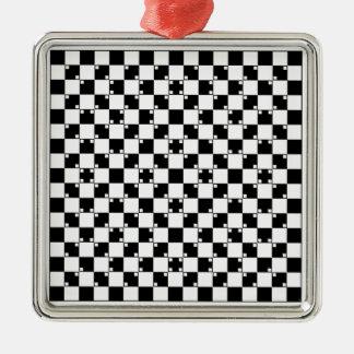 錯覚のコレクション。 項目4 メタルオーナメント
