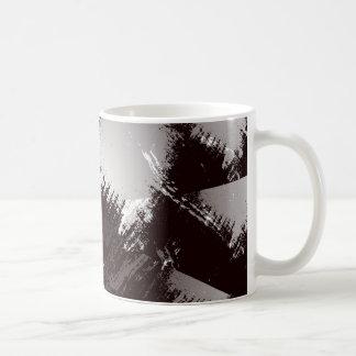 錯覚のマグ コーヒーマグカップ