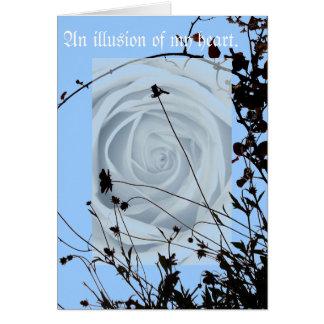 錯覚の抽象芸術 カード
