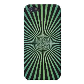 錯覚のSpeckの水生場合 iPhone 5 Case