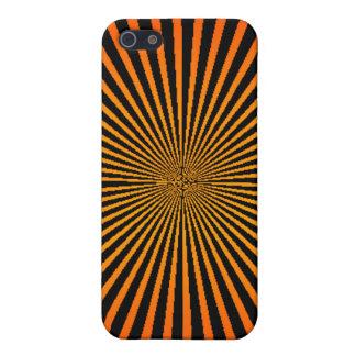 錯覚のSpeckの熱くする場合 iPhone 5 Cover