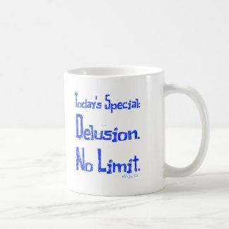 錯覚 コーヒーマグカップ