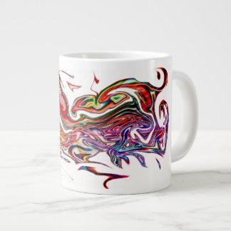 錯覚 ジャンボコーヒーマグカップ