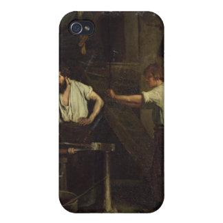 鍛治屋、Treport 1857年の記憶 iPhone 4/4Sケース