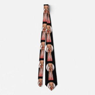 鍵穴の詮策好きの首のタイ ネクタイ