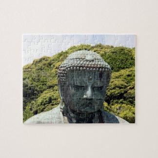 鎌倉仏は直面します ジグソーパズル
