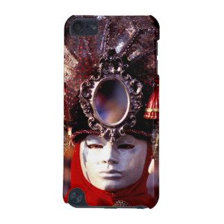 鏡が付いている帽子を身に着けているカーニバルのキャラクター iPod TOUCH 5G ケース