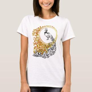 鏡の孔雀 Tシャツ