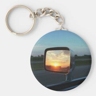 鏡の日の出 キーホルダー