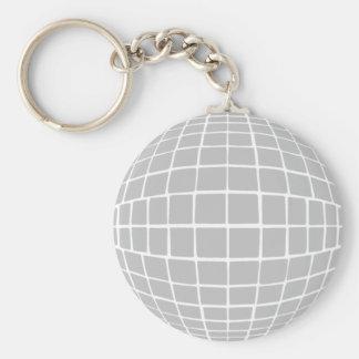 鏡の球 キーホルダー