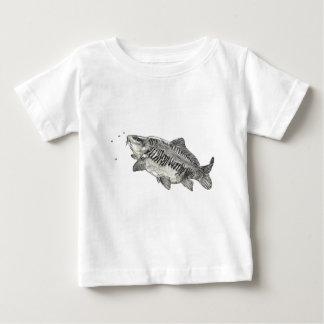 鏡コイ ベビーTシャツ
