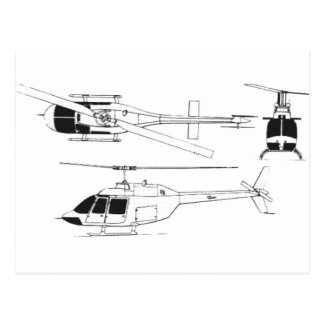 鐘のジェット機のレーンジャー/TH ポストカード