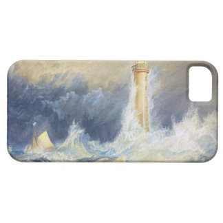 鐘の石の灯台ヨセフMallordウィリアムターナー iPhone SE/5/5s ケース