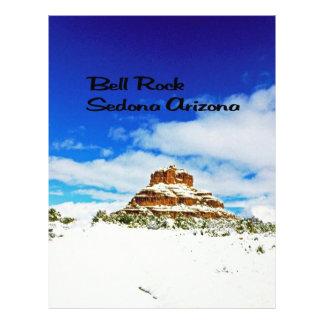 鐘の石セドナアリゾナ レターヘッド