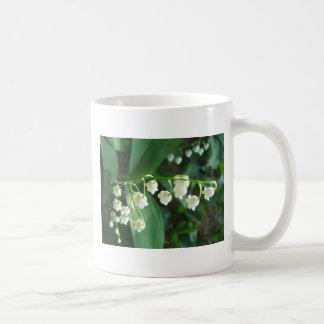 鐘の花のマグ コーヒーマグカップ