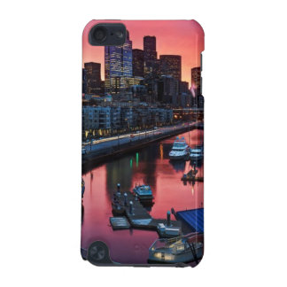 鐘港で見る桟橋66の日の出 iPod TOUCH 5G ケース