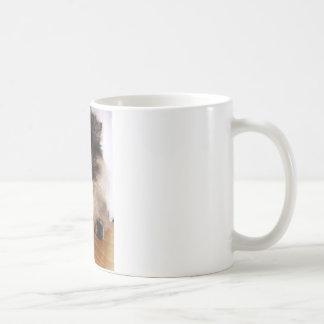 鐘 コーヒーマグカップ