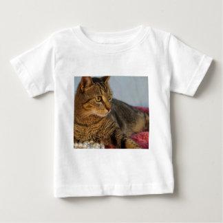 鐘 ベビーTシャツ