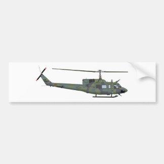 鐘UH-1N 455455 バンパーステッカー