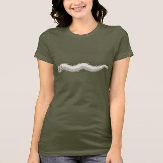 長いものすごい Tシャツ