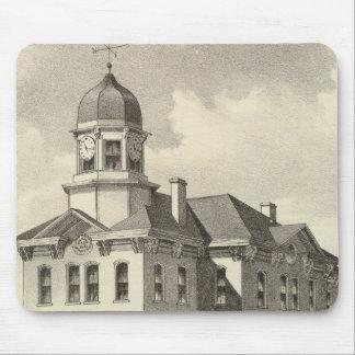 長い枝小学校、長い枝、NJ マウスパッド