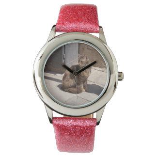長い髪のペルシャPetra 腕時計