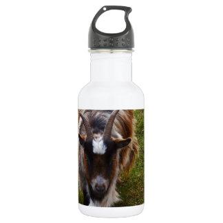 長い髪のヤギ ウォーターボトル