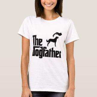 長く塗られるWeimaraner Tシャツ