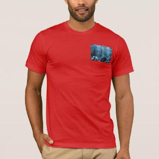 長く、強い株式市場の引用文のTシャツ Tシャツ