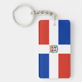 長のドミニカ共和国の国旗の国家の記号 キーホルダー