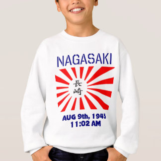 長崎朝日 スウェットシャツ