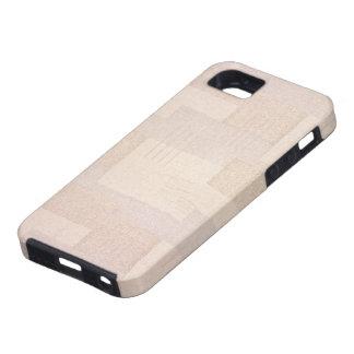 長方形パターン、20世紀初頭 iPhone SE/5/5s ケース