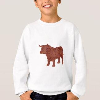 長角牛 スウェットシャツ