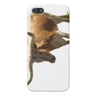 長角牛 iPhone 5 ケース