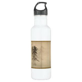 長谷川Tohakuの16世紀までに松の木 ウォーターボトル