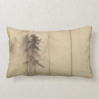 長谷川Tohakuの16世紀までに松の木 ランバークッション