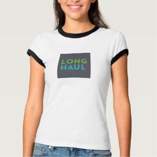 長距離貨物輸送のプロTシャツ Tシャツ