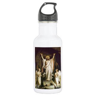 開いた墓のイエス・キリスト ウォーターボトル