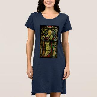 開いた腕を搭載するイエス・キリスト ドレス