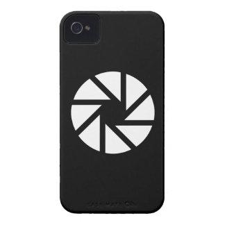 開きのピクトグラムのiphone 4ケース Case-Mate iPhone 4 ケース