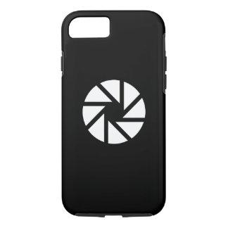 開きのピクトグラムのiPhone 7の場合 iPhone 8/7ケース