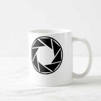 開きのマグ コーヒーマグカップ