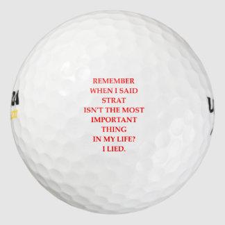 開始 ゴルフボール