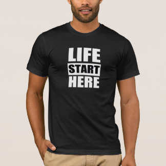 開始 Tシャツ