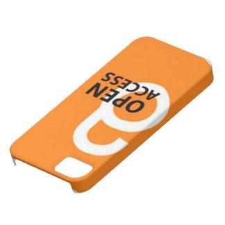 開架の電話箱 iPhone SE/5/5s ケース