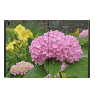 開花のアジサイ iPad AIRケース