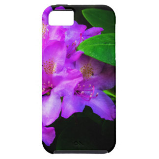 開花のシャクナゲ iPhone SE/5/5s ケース