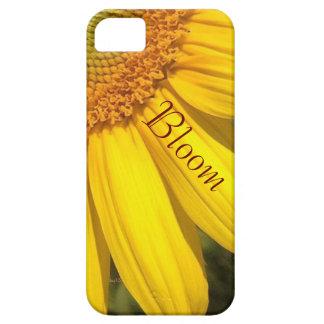開花のヒマワリのiPhoneの場合 iPhone SE/5/5s ケース