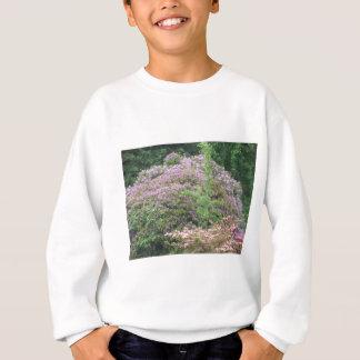 開花のブッシュ スウェットシャツ